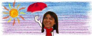 マリアエレナ日傘