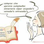 スペイン語日記画像