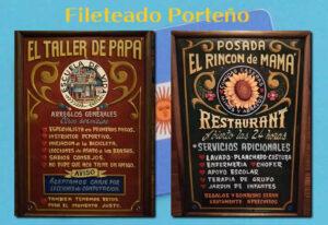 Fileteado Porteño2