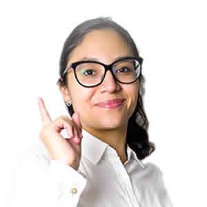 講師カロリーナの写真