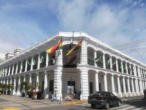 ボリビア市街