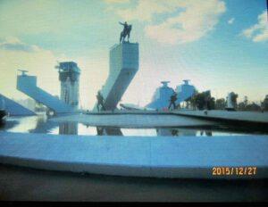 シンコ デ マヨ 戦いの像画像