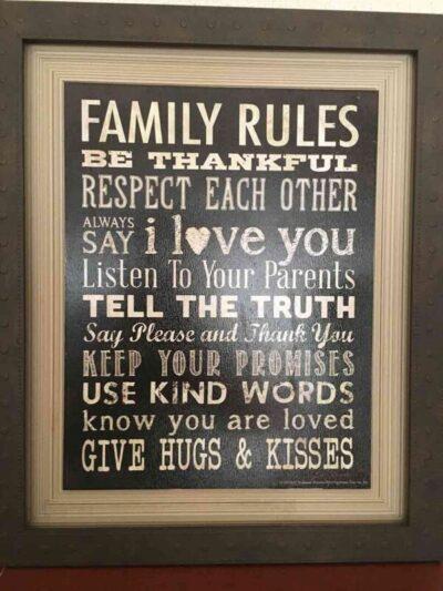 家族のルールを英語からスペイン語へ